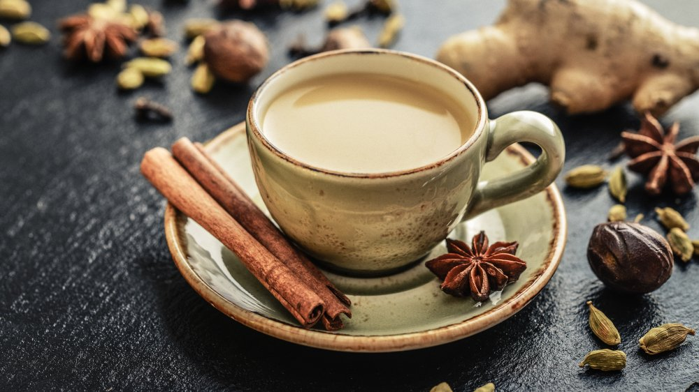 Immune-Boosting, Earth-Nourishing Chai