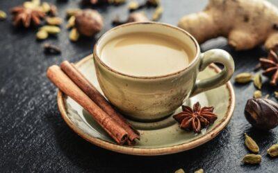 Immune-Boosting, Earth-Nourishing Chai